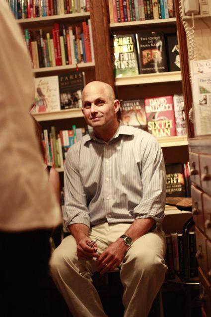 Steve Friedman - The Corner Bookstore