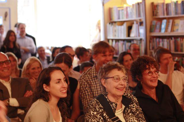The Corner Bookstore - Steve Friedman